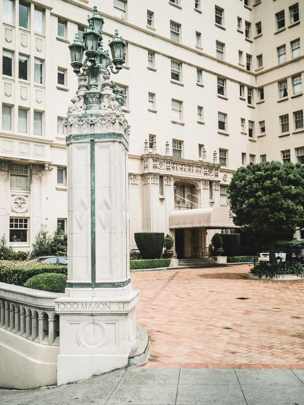 1000 Mason St. Hitchcock's Vertigo, San Francisco | Carla Gabriel Garcia