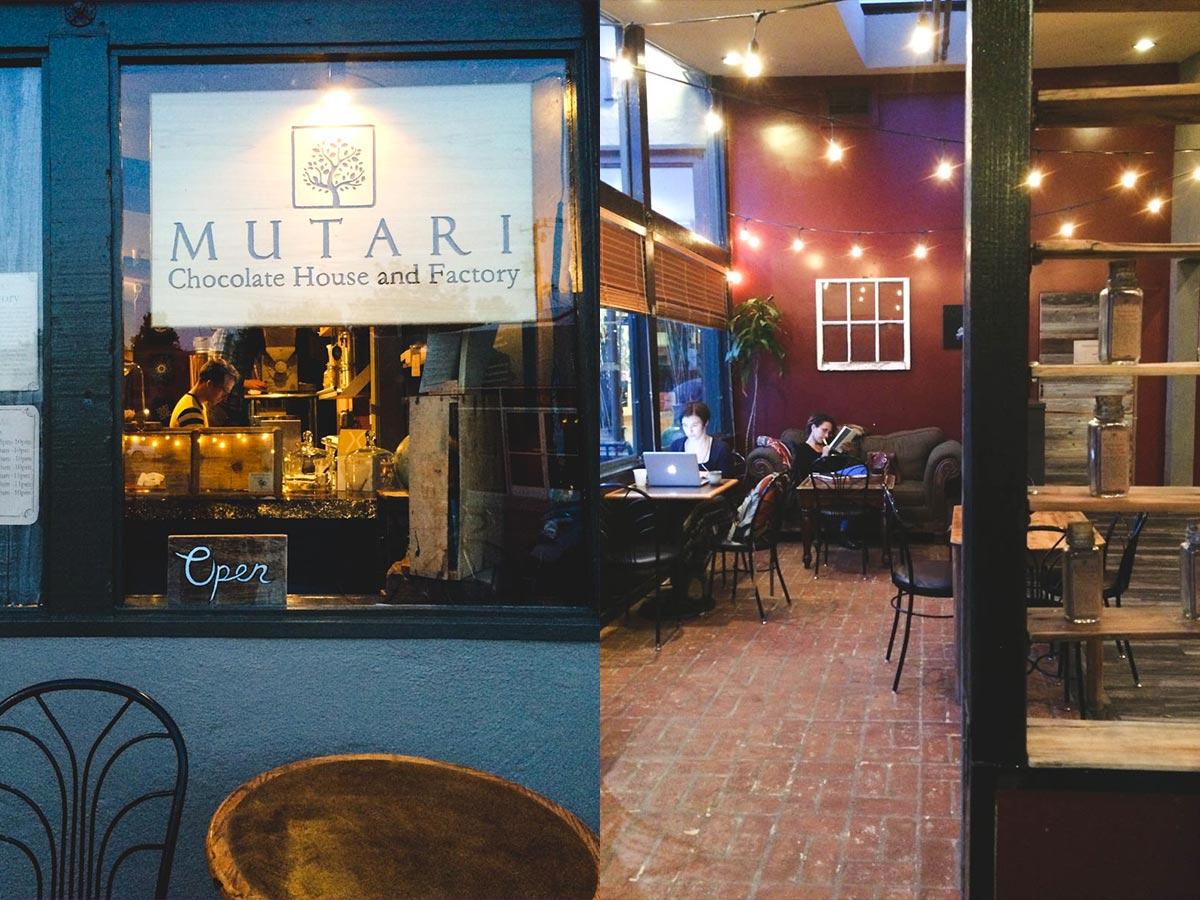 Mutari Cafe Santa Cruz