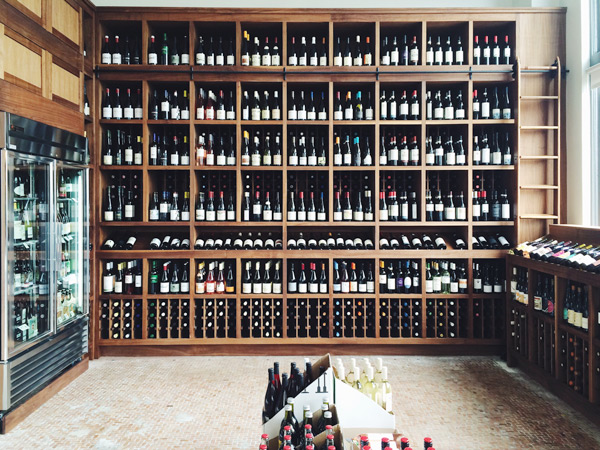 Tofino Wines selection | Photography by Carla Gabriel Garcia