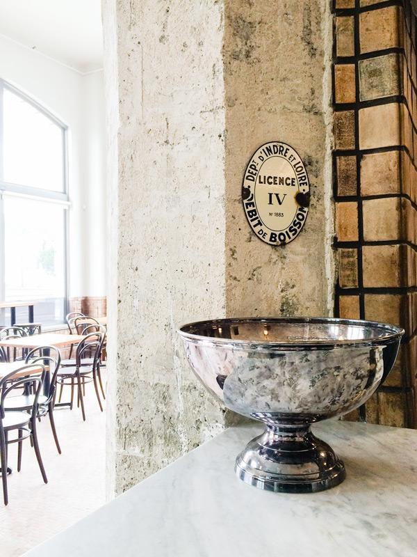 Tofino Wines | Silver bowl | Photography by Carla Gabriel Garcia